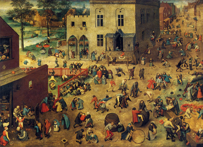 Brueghel Childrens Games