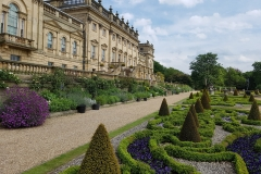 Harewood House, Parterre