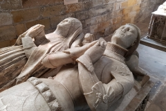 Alabaster Tomb, All Saints Church, Harewood House